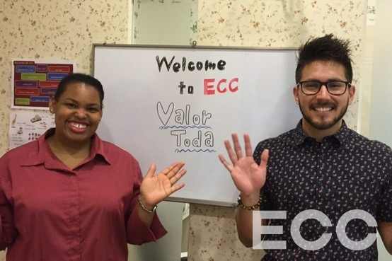 Welcome to ECC Valor Toda School!! We are and looking forward to talking with you here!! ようこそバロー戸田校へ☆ みなさんと話せるのを楽しみにお待ちしております♪