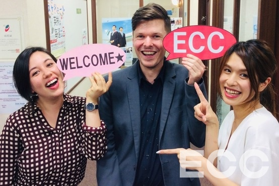 Welcome to Kawanshi school!|川西校|ECC外語学院